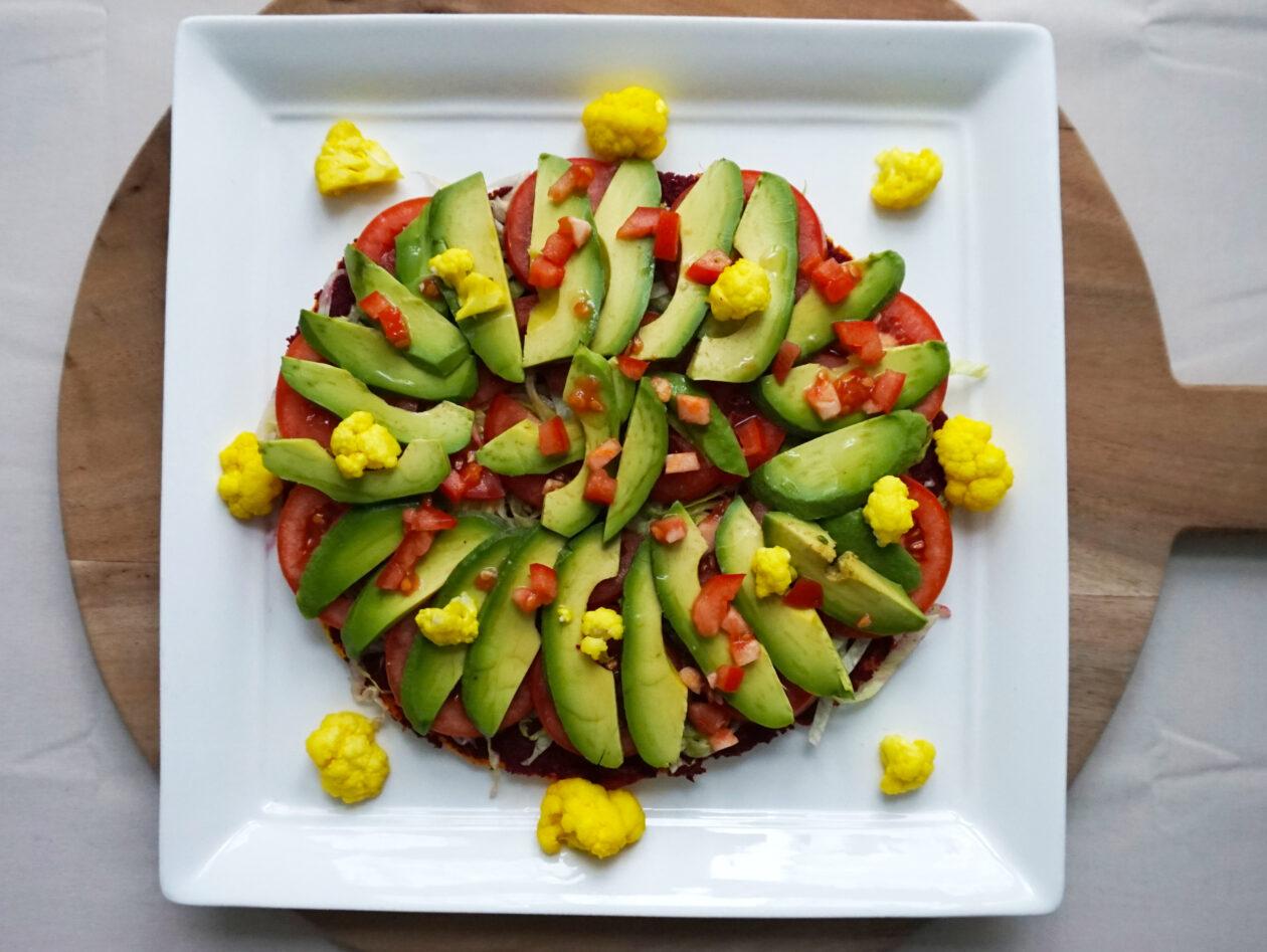 Grøntsagslagkage