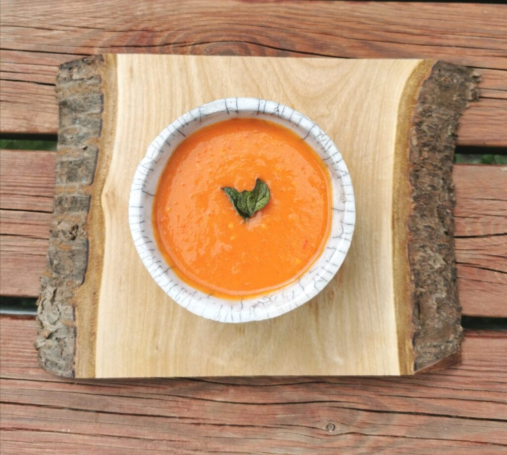Tomat dressing
